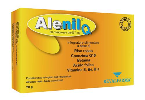 ALENIL Q 30 COMPRESSE - DrStebe