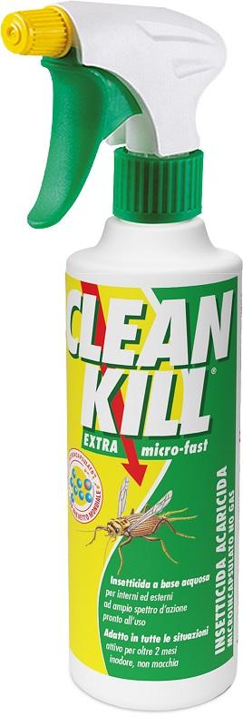 CLEAN KILL EXTRA MICRO FAST 375 ML - Farmabellezza.it