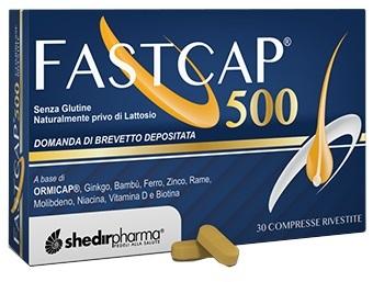 FASTCAP 500 30 COMPRESSE RIVESTITE - Farmastop
