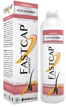FASTCAP SHAMPOO CUTE SENSIBILE 200 ML - Farmaseller