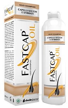 FASTCAP OLIO SHAMPOO CAPELLI SECCHI E SFIBRATI 200 ML - Farmaseller