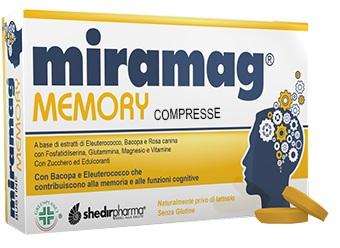 MIRAMAG MEMORY 40 COMPRESSE RIVESTITE - Farmaseller