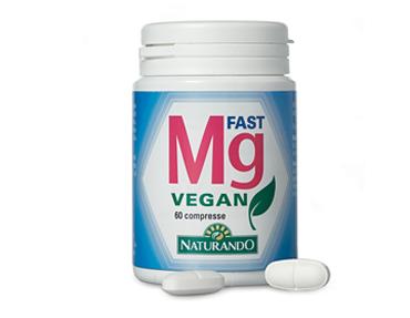 MG FAST VEGAN 60 COMPRESSE - Iltuobenessereonline.it