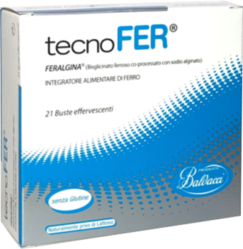 TECNOFER EFFERVESCENTE 21 BUSTINE - Speedyfarma.it