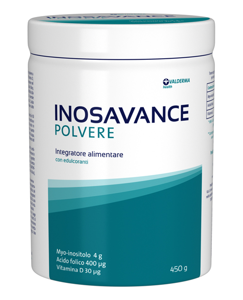 INOSAVANCE POLVERE 450 G - Farmafamily.it