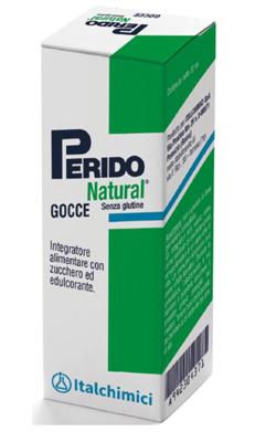 PERIDO NATURAL GOCCE 30 ML NUOVA FORMULAZIONE - farmaciafalquigolfoparadiso.it