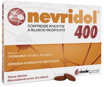 NEVRIDOL 400 40 COMPRESSE RILASCIO MODIFICATO - Farmaunclick.it