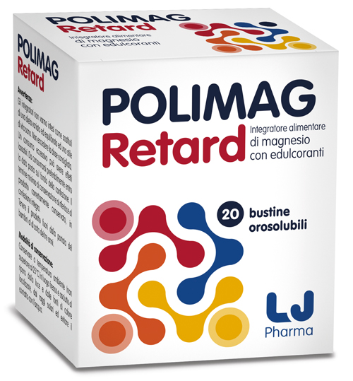 POLIMAG RETARD 20 BUSTINE OROSOLUBILI - Farmia.it