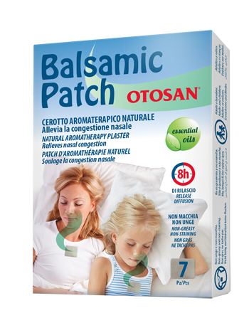 OTOSAN BALSAMIC PATCH 7 PEZZI - Zfarmacia