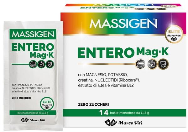 MASSIGEN ENTERO MAGNESIO-POTASSIO 14 BUSTINE - La farmacia digitale