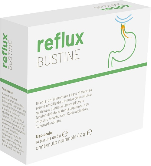 REFLUX BUSTINE 42 G - Farmapage.it