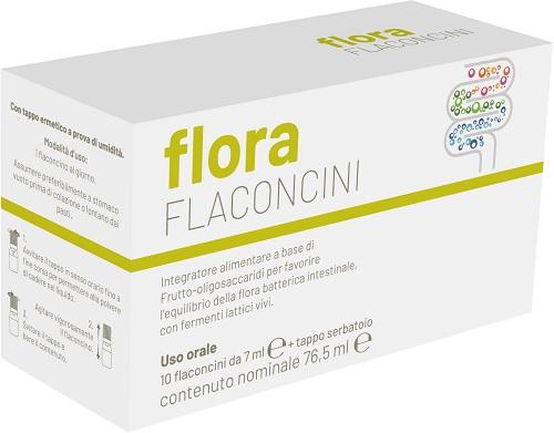 FLORA FLACONCINI 100 ML - Farmapage.it