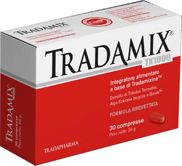 TRADAMIX TX 1000 30 COMPRESSE - Zfarmacia