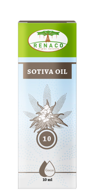 SOTIVA OIL 10 GOCCE 10 ML