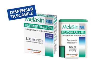 Melasin Pura 120 Compresse - SCADENZA 08/2021 - Arcafarma.it