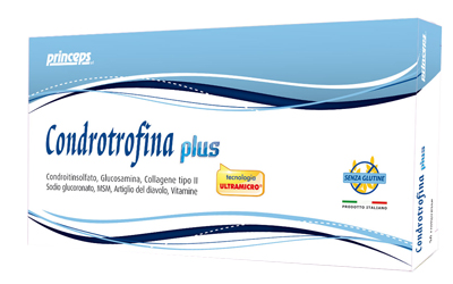 CONDROTROFINA PLUS 30 COMPRESSE - Farmastar.it