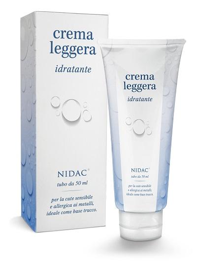 NIDAC CREMA BASE LEGGERA 50 ML - Farmaseller