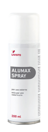 ALUMAX SPRAY BOMBOLETTA 200 ML - Farmaseller