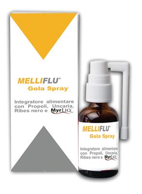 MELLIFLU GOLA SPRAY 15 ML - Farmaseller
