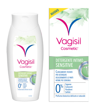VAGISIL DETERGENTE SENSITIVE 250 ML - Farmacia Giotti