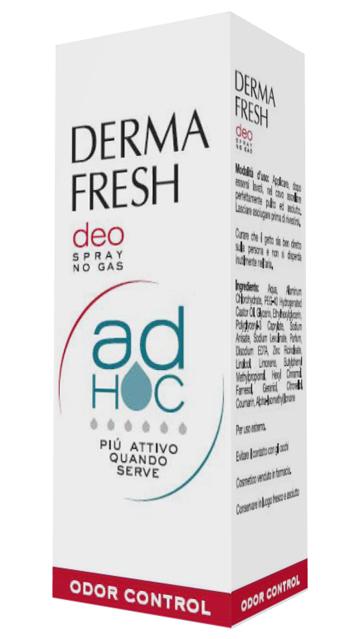 DERMAFRESH AD HOC ODOR CONTROL 100 ML - Farmawing