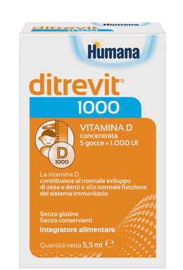 DITREVIT 1000 5,5 ML - Farmacia Massaro