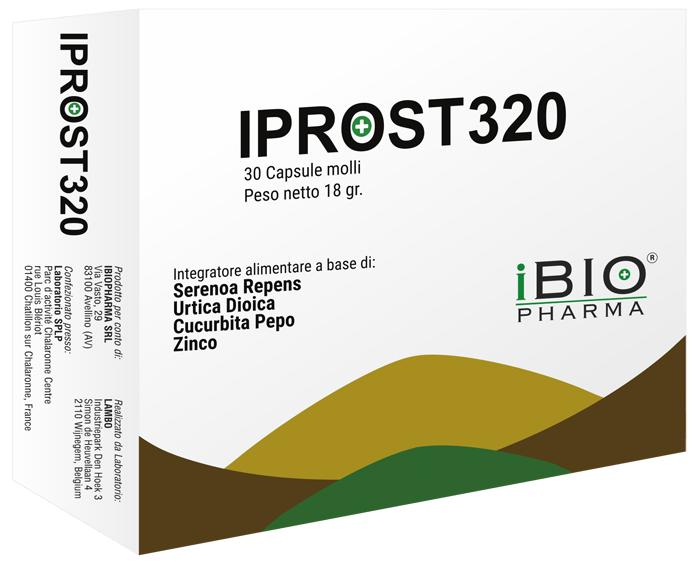 IPROST 320 30 CAPSULE MOLLI - Farmaseller