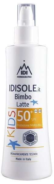 IDISOLE-IT BIMBO SPF50+ LATTE 200 ML - Spacefarma.it
