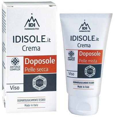 IDISOLE-IT DOPOSOLE PELLE SECCA 50 ML - Farmastop