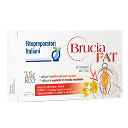 BRUCIA FAT 30 COMPRESSE - Spacefarma.it