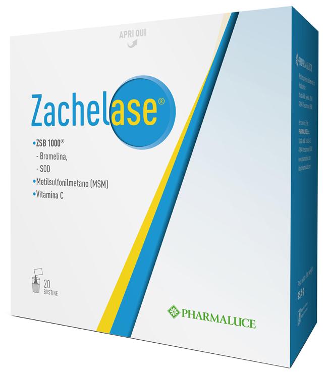 ZACHELASE 20 BUSTINE - La farmacia digitale