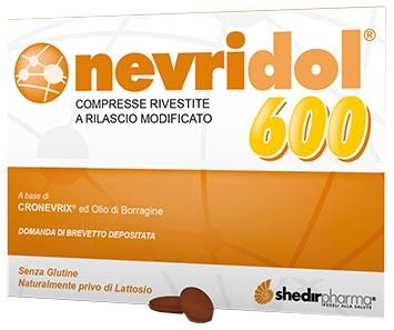 NEVRIDOL 600 30 COMPRESSE - Zfarmacia