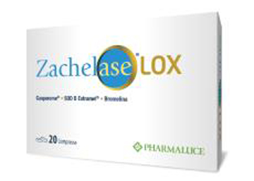 ZACHELASE LOX 20 COMPRESSE - Farmia.it