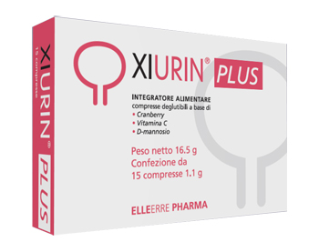 XIURIN PLUS 15 COMPRESSE - Farmafamily.it