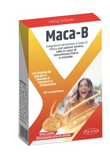 MACA B 30 COMPRESSE - Farmastar.it