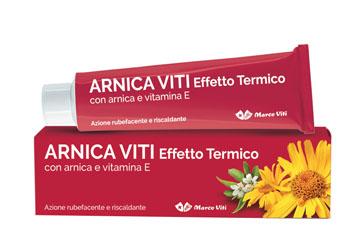 VITI CREMA ARNICA EFFETTO TERMICO 100 ML - Farmaci.me
