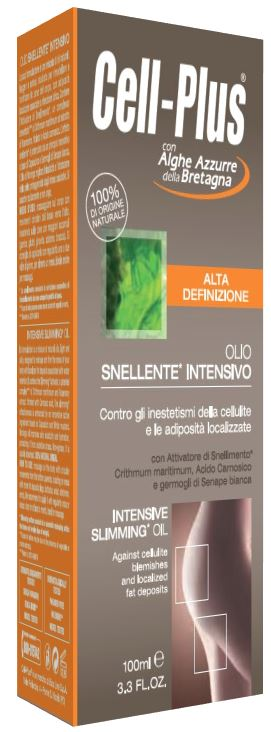 CELL-PLUS ALTA DEFINIZIONE OLIO SNELLENTE 100 ML - La farmacia digitale