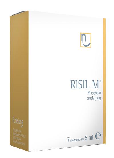 RISIL M MASCHERA 7 X 5 ML - Parafarmacia Tranchina