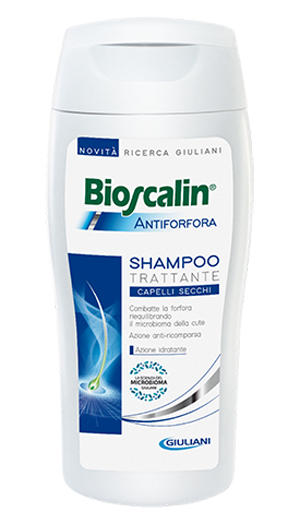 BIOSCALIN SHAMPOO ANTIFORFORA CAPELLI SECCHI 200 ML - Farmastop