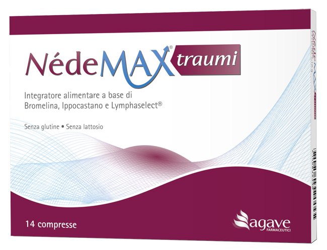 NEDEMAX TRAUMI 14 COMPRESSE 16,24 G - Speedyfarma.it