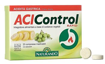 ACICONTROL RAPID 20 COMPRESSE - Farmaseller