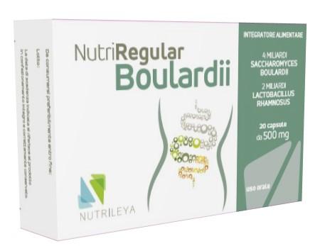 NUTRIREGULAR BOULARDII 20 CAPSULE - Farmaseller