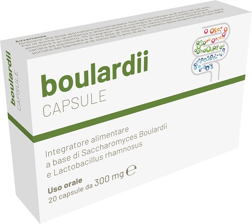 BOULARDII 20 CAPSULE - Farmapage.it