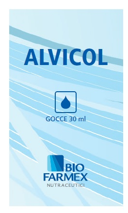 ALVICOL GOCCE 30 ML - Farmaseller