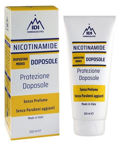 NICOTINAMIDE DOPOSOLE PROTEZIONE 200 ML