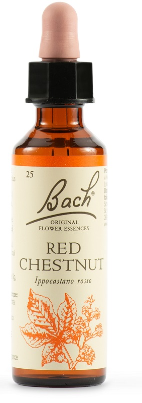 RED CHESTNUT BACH ORIG 20 ML - Farmacia 33