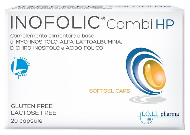 INOFOLIC COMBI HP 20 CAPSULE - Parafarmacia la Fattoria della Salute S.n.c. di Delfini Dott.ssa Giulia e Marra Dott.ssa Michela
