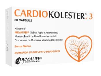 CARDIOKOLESTER 3 30 CAPSULE - Farmaseller