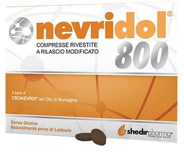 NEVRIDOL 800 20 COMPRESSE - Farmaunclick.it