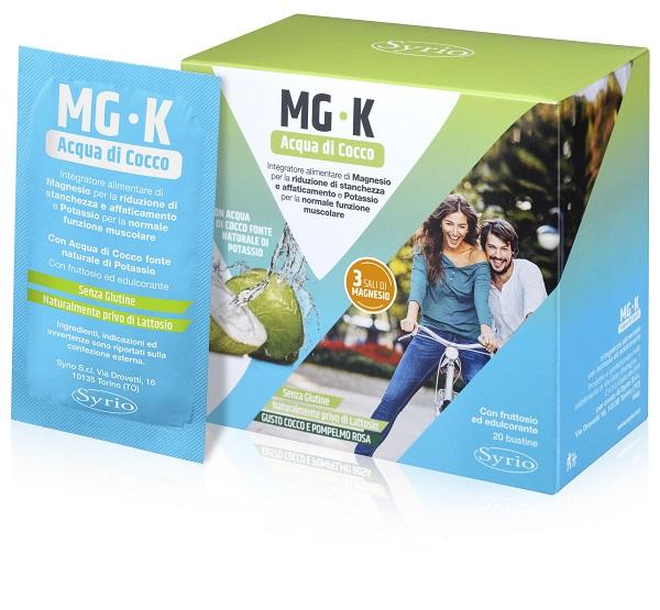 MG-K ACQUA DI COCCO 20 BUSTINE - Farmaseller